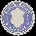 Siegelmarke Marktgemeinde Buchloe W0351976.jpg