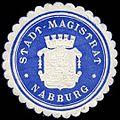 Siegelmarke Stadt - Magistrat - Nabburg W0235833.jpg