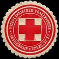 Siegelmarke Vaterländischer Frauenverein für Kirchhain und Umgebung e.V. (Alter Fritz).jpg