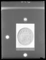 Sigillstamp av stål för drottning Ulrika Eleonora d.ä. av Sverige (1656-1693), 1680-1693 - Livrustkammaren - 45225.tif