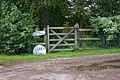 Sign for Gunby - geograph.org.uk - 248353.jpg