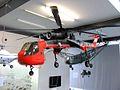 Sikorsky S 64 CH 54A Skycrane im Hubschraubermuseum Bueckeburg.jpg