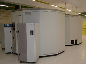 Storage Technology Corporation - Storagetek library
