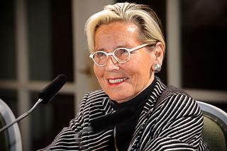 Silvia Bovenschen German feminist literary critic, author and essayist