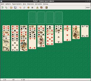 single deck spider solitaire