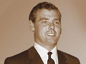 Arnold Clark - An early portrait of Clark