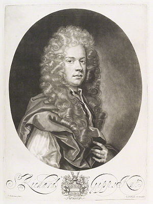 Richard Gipps - Sir Richard Gipps by John Smith, after John Closterman