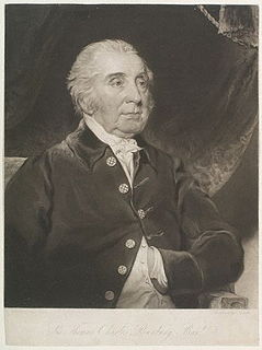 Sir Charles Bunbury, 6th Baronet British politician