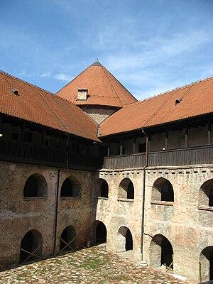 Sisak Fortress - Image: Sisak fortress, inside