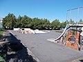 Skatepark, close to Stadion Street, 2020 Zalaegerszeg.jpg