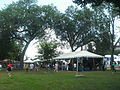 Smithsonian Folklife Festival 2013 - general view of One World, Many Voices.JPG