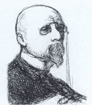 Jakob Smits - Self-portrait (date unknown)
