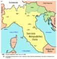 Sociala Respubliko Itala, mapo.png