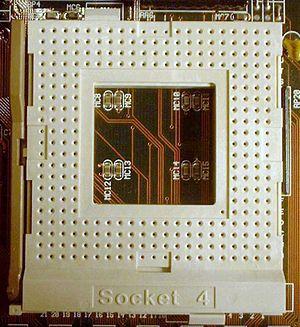 Socket 4 - Image: Socket 4