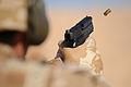Soldier Fires Sig Sauer Pistol in Jordan MOD 45151194.jpg