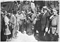 Soldiers of the Czechoslovak Legions in Russia returning home.jpg