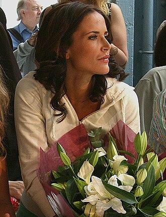Sophie Anderton - Sophie Anderton, London 2007