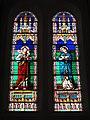 Soustons (Landes) église, vitrail 03.JPG