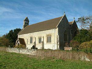 South Moreton - Image: South Moreton church