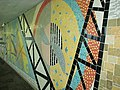 Southampton Central Railway Station, Mosaic - geograph.org.uk - 22324.jpg