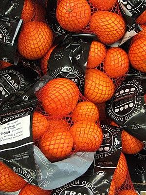 Spanische Clementinen