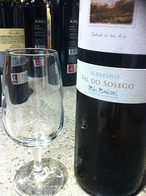 Albariño - A Spanish Albarino.