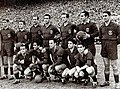 Spanish national football team before the match against Italy in Madrid, 27.03.1949.jpg