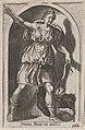 Speculum Romanae Magnificentiae- Diana (Diana Triuia in aedibus) MET DP870320.jpg