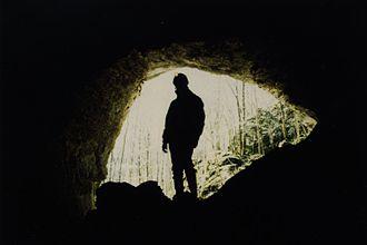 Speleology - Grotte des Faux-Monnayeurs, Mouthiers-Haute-Pierre (France)