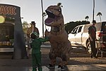 """Spooky Sweets and Halloween Treats were Offered at MCAS Yuma Annual """"Trunk or Treat"""" Event 161020-M-BY246-011.jpg"""