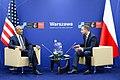Spotkanie Andrzeja Dudy i Baracka Obamy podczas szczytu NATO w 2016.jpg