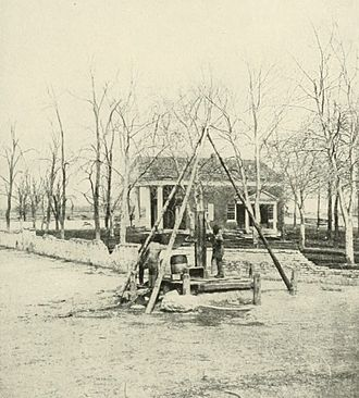 Battle of Spotsylvania Court House - Spotsylvania Courthouse, 1864