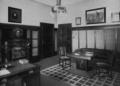 Städtische Lessingrealschule an der Ellerstraße zu Düsseldorf (1913), Amtszimmer des Direktors,.png