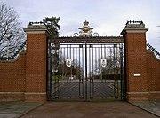 St. Andrew's Gate. Uxbridge - geograph.org.uk - 339467