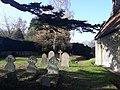 St. Bartholomew's Church, Oare, Berkshire 11.jpg