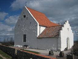 Sankt Ibbs gamle kirke i april 2007