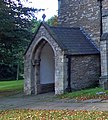 St. Lawrence's, Scunthorpe - South Porch - geograph.org.uk - 587622.jpg