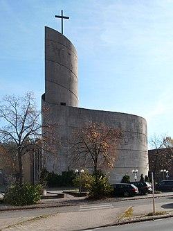 St. Maximilian Kolbe Hamburg-Wilhelmsburg.JPG