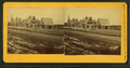 St. Paul's Church & Rectory, Fort Fairfield, Aroostock Co., Maine, from Robert N. Dennis collection of stereoscopic views.png