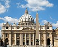 St. Peter's Basilica in Vatican City.jpg