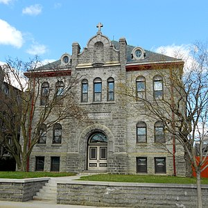 Lansdowne, Pennsylvania - St. Philomena School