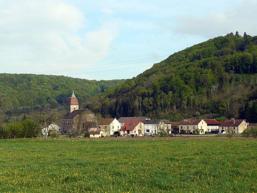 Saint-Bresson, Haute-Saône