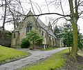 St Andrew's Church, Thongsbridge, Wooldale - geograph.org.uk - 751457.jpg