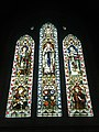 St Dominic's Priory Church side chapel stained glass (5).jpg