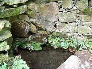 Saint Fergus - St Fergus Well, Glamis