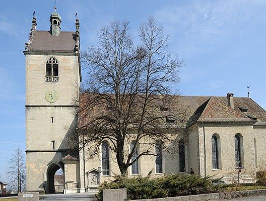 Parish church of St. Gallus, Bregenz