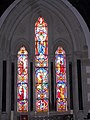 St James's Church interior - main window - geograph.org.uk - 978929.jpg