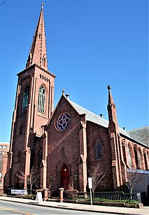 St. James Episcopal Church (New London, Connecticut) Church in the United States
