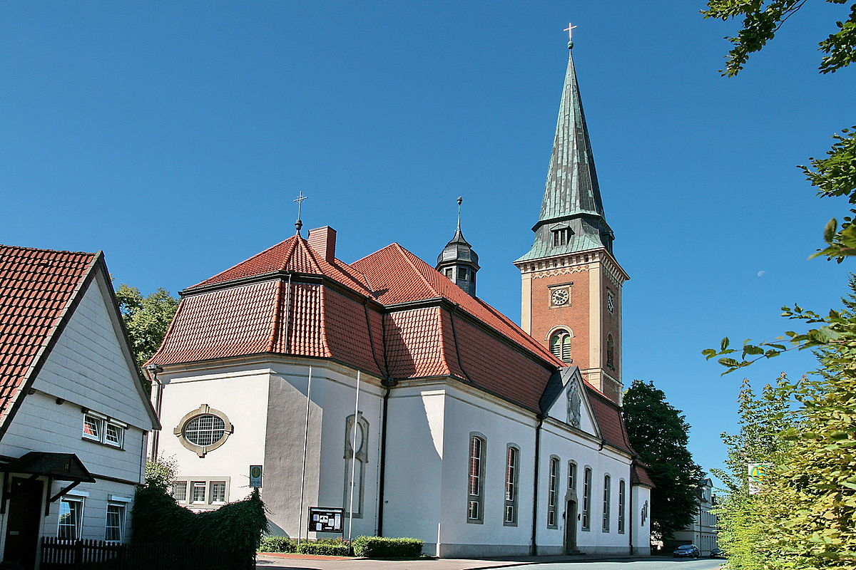 Kirche Soltau