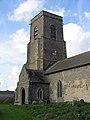 St John, Waxham, Norfolk - Tower - geograph.org.uk - 321585.jpg